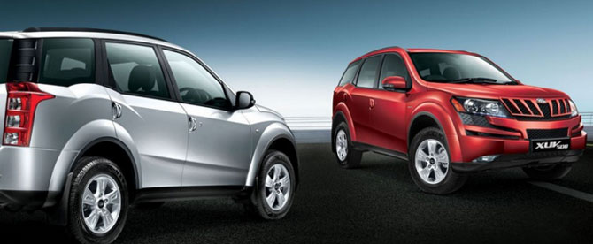 Mahindra launches the XUV500 Xclusive Edition