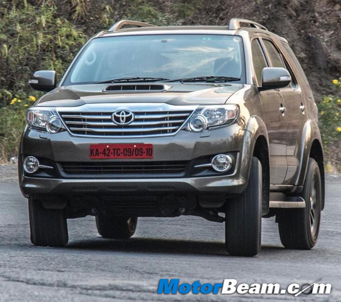 Toyota Suvs 2015: What The New Toyota Fortuner Offers SUV Lovers