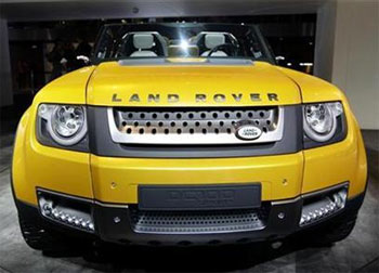 Ratan Tata confirms JLR's North America plan