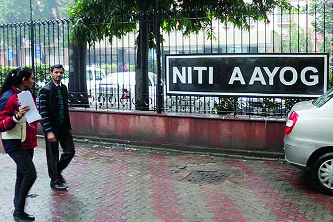 Why RSS body is unhappy with NITI Aayog