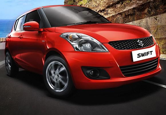 Maruti cheers bumper sales in Nov; Swift, Estilo, Dzire best sellers