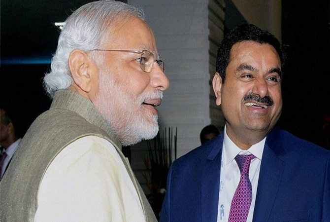 Adani group takes a gamble on growth