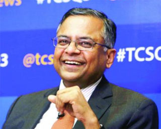 We drive the performance structure: N Chandrasekaran