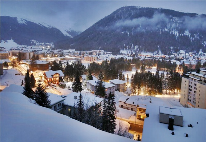 Davos: From medical tourism, skiing to economic talk fest