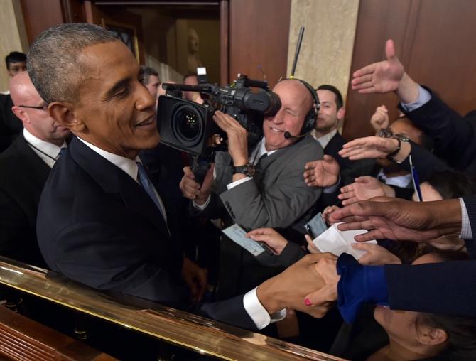 Obama declares victory over recession