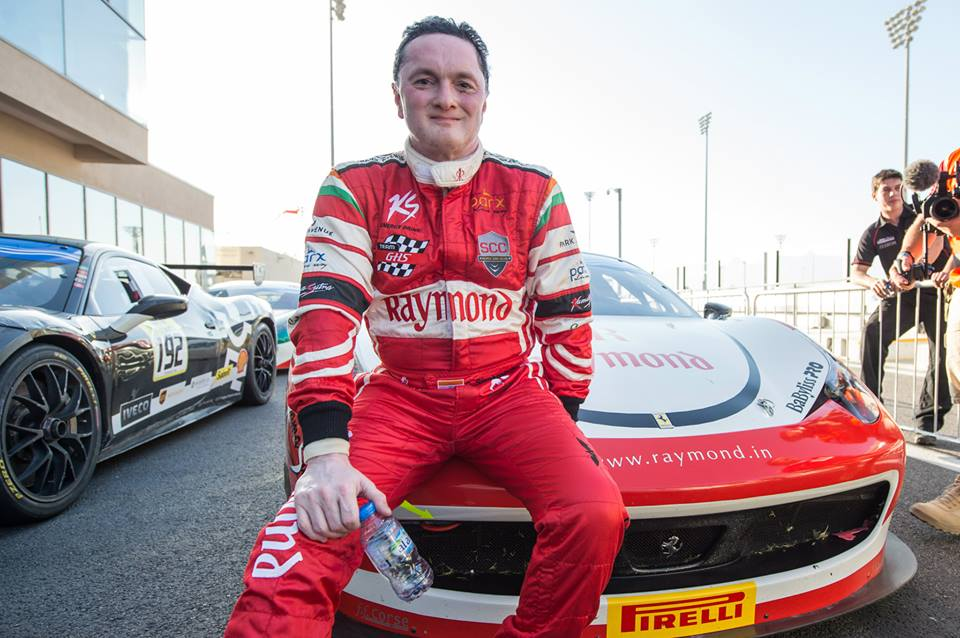 Rediff Sports - Cricket, Indian hockey, Tennis, Football, Chess, Golf - Raymond's scion Gautam Singhania to contest in FIA elections
