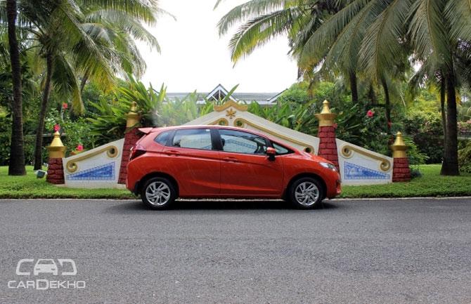 jazz diesel price in india