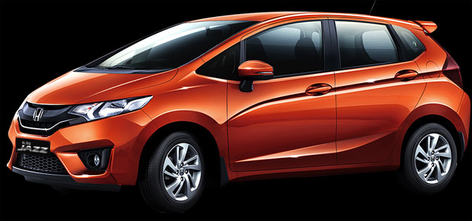 The new Honda Jazz is finally here!