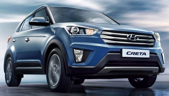 Hyundai launches SUV Creta at Rs 8.59 lakh