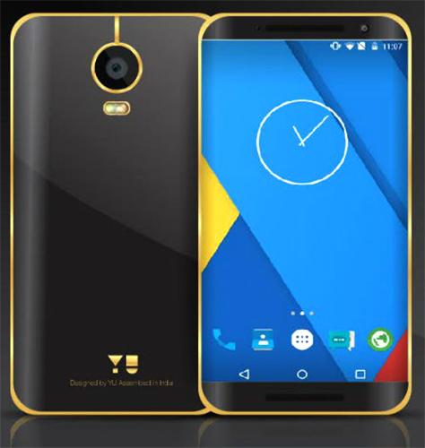 yu yureka plus mobile
