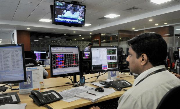 Stock broker from home