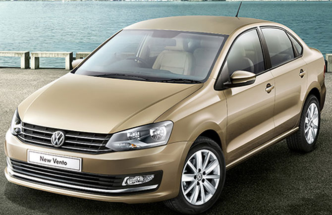 Watch Live! Webcast of Volkswagen Vento 2015