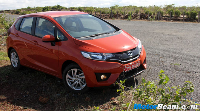 Honda Jazz Not Very Exciting But The 2nd Most Fuel Efficient Car In India