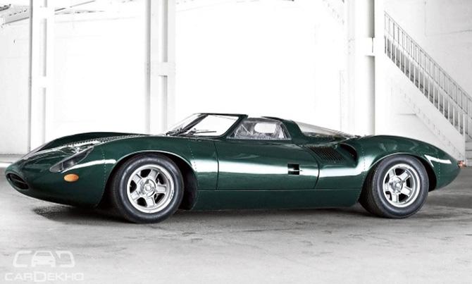 Jaguar XJ13: ...