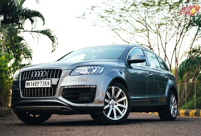 What makes the new Audi Q7 a great buy