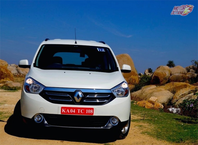 Renault Lodgy: A spacious MPV that offers a great ride