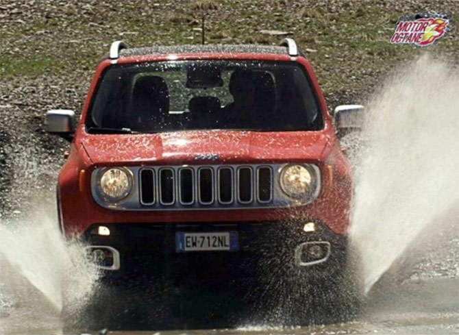 Jeep's B-SUV to take on Ecosport