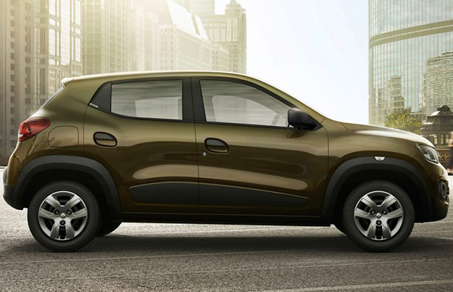 Renault unveils Kwid, to be priced up to Rs 4 lakh - Rediff.com Business