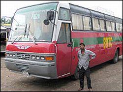 Trial run of Kolkata-Agartala bus service via Dhaka on June 1