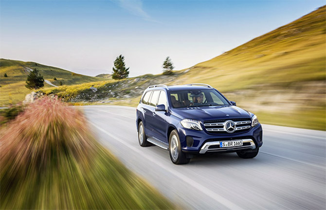 Mercedes-Benz reveals GL-Class Facelift, what should you expect?