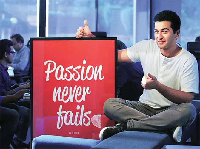 We will make messaging faster  &  cheaper: Kavin Mittal