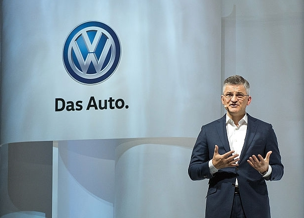 President and CEO of Volkswagen Group of America Michael Horn