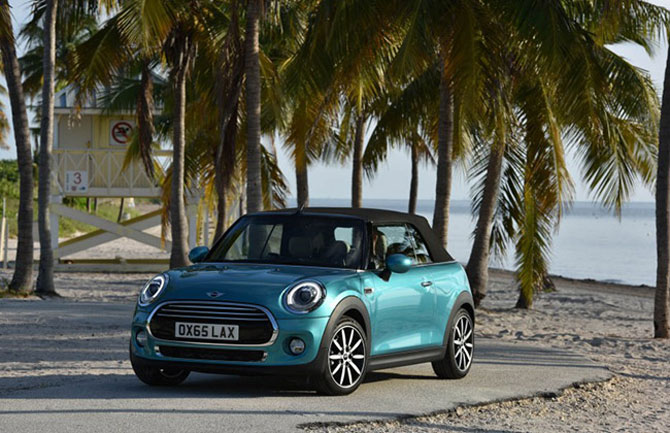 All new Mini Cooper Convertible will soon be in India