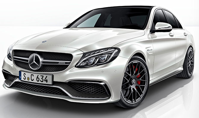 The Rs 1.3 crore Mercedes Benz AMG C63 is here!