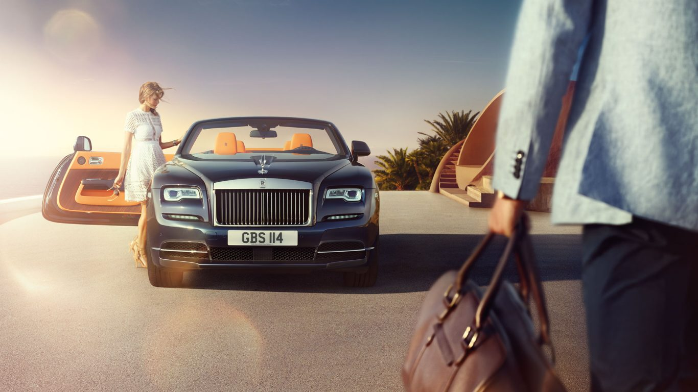 Rolls-Royce unveils Dawn; likely to debut in India next year