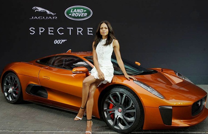 Tata JLR unveils stunning James Bond cars