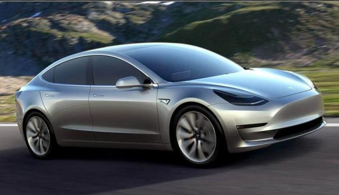 This Tesla car is sure to make you drool!