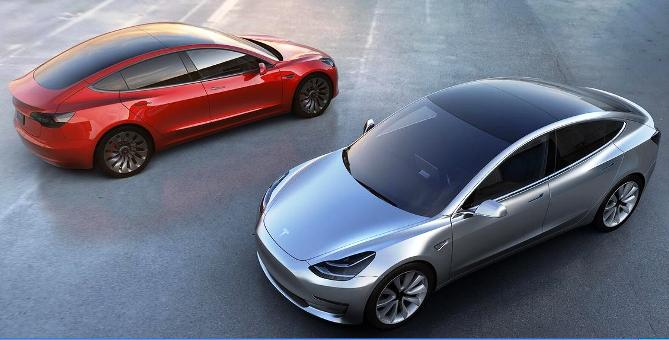 In Tesla, electric car makers find a spark
