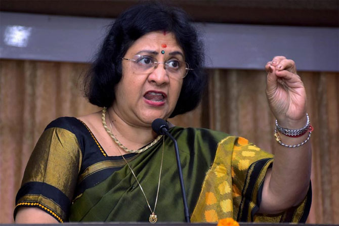 SBI chairperson