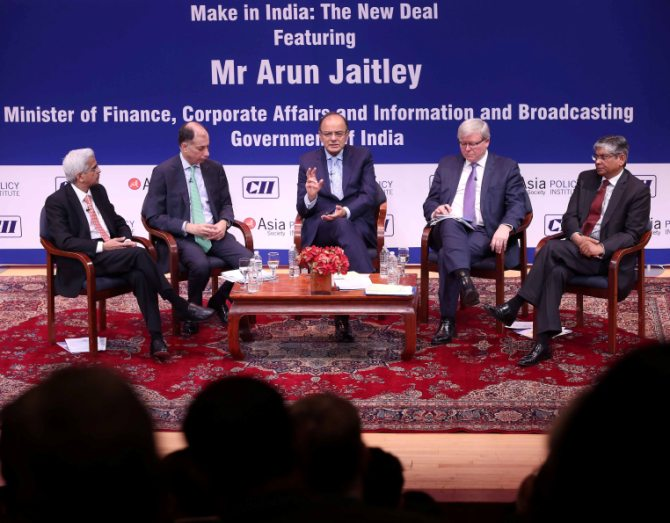 Why Jaitley is upbeat about Sino-Indian ties