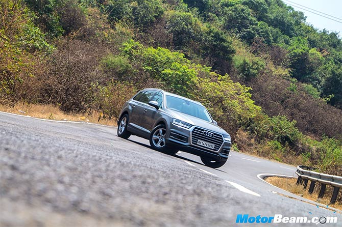 Audi Q7: A premium SUV that's stylish and comfortable