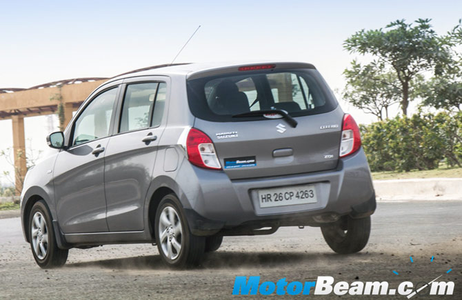 Celerio Diesel An Affordable Car With Good Mileage Rediff Com