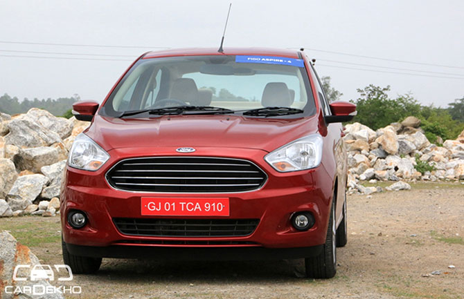 Ford to recall 42,300 cars in India to fix airbag issue