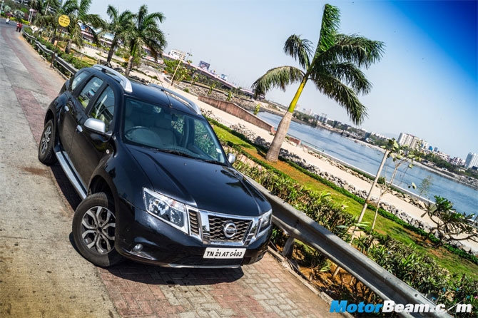 If you need a rugged vehicle then go for Nissan Terrano
