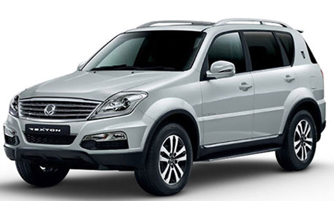M & M recalls SUV Rexton to rectify faulty rear driveshaft