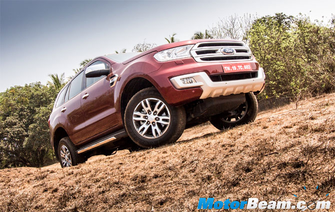 Move over Toyota Fortuner, Ford Endeavour 2.2 is here!