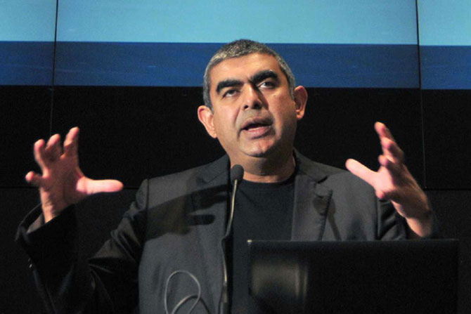 Infosys says, clearer picture on revenue will emerge post Q2