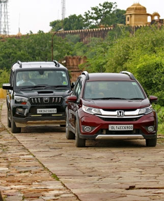 Mahindra Scorpio Vs Honda BR-V: Which is the better SUV?
