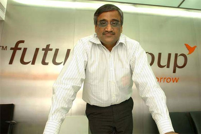 Rs 1 lakh crore: Biyani's target for 2020-21
