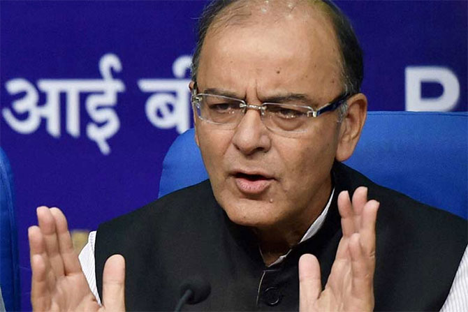 Old notes deposited in banks won't escape scrutiny: Jaitley