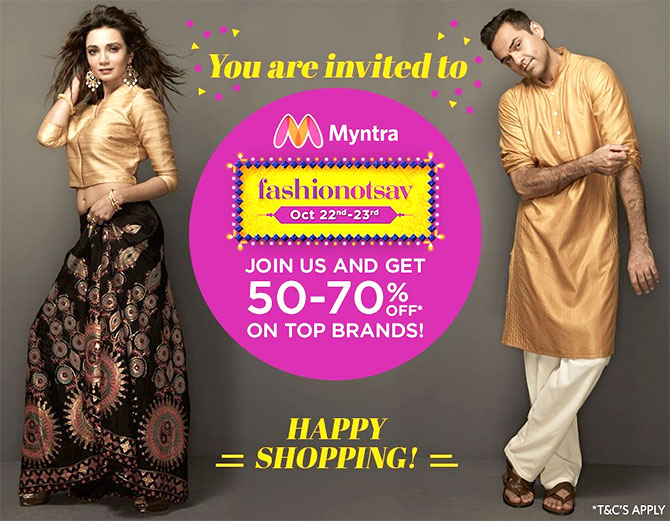 Abhay Deol for Myntra
