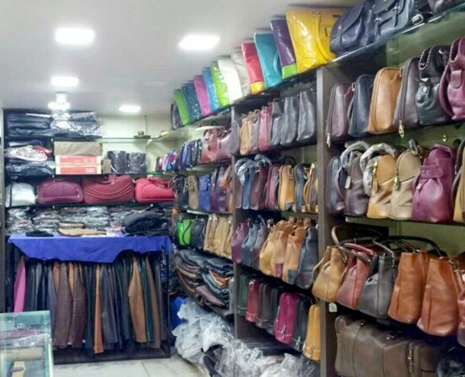 Leather goods, Dharavi