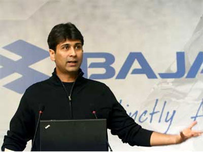 Auto Expo too expensive to participate: Rajiv Bajaj