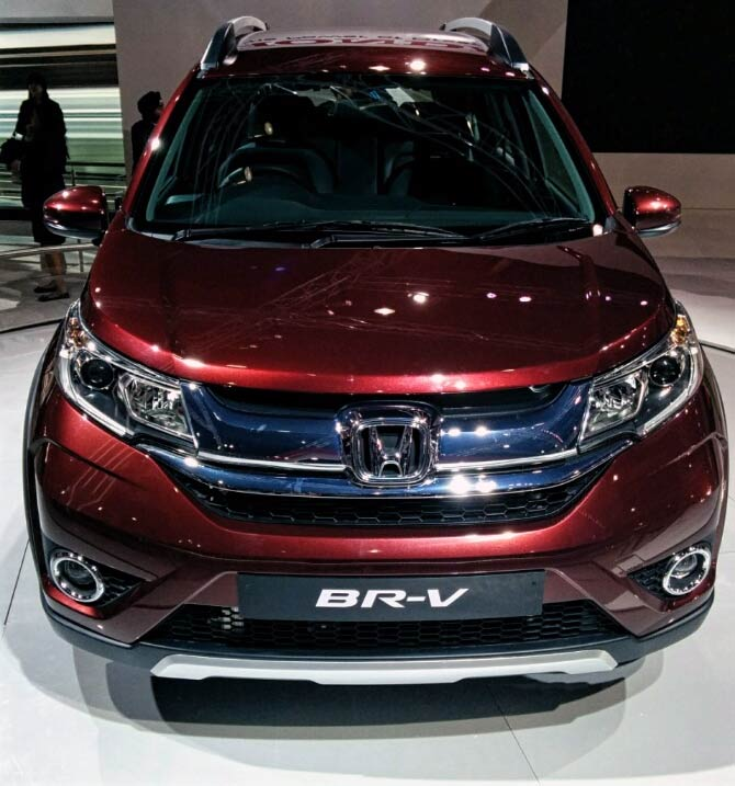 Here comes Honda's powerful 7-seater BR-V!