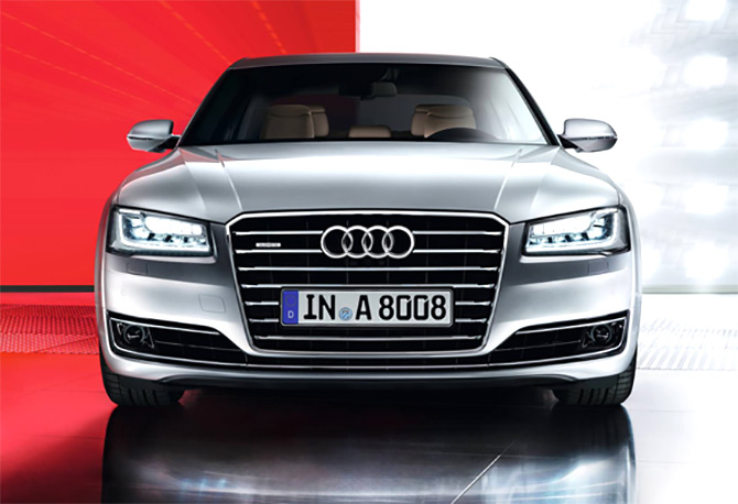 Want the most secure Audi? Pay Rs 9.15 crore!