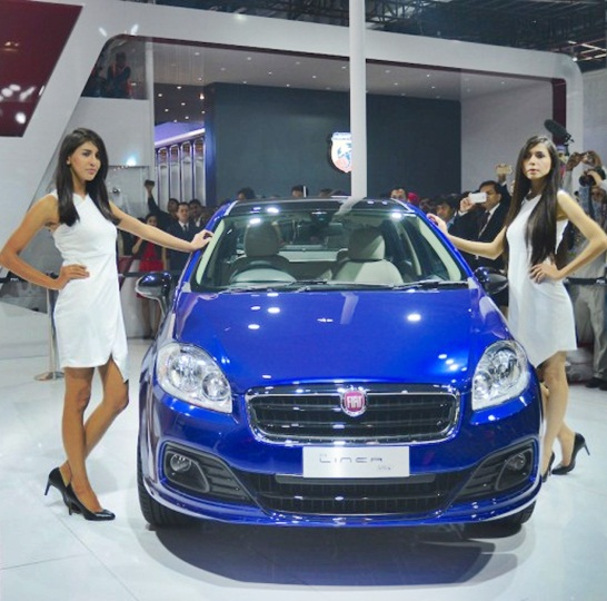 Fiat unveils power-packed Linea 125s